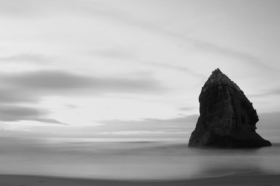 Horizontal Photograph - Big Rock by Arixxx
