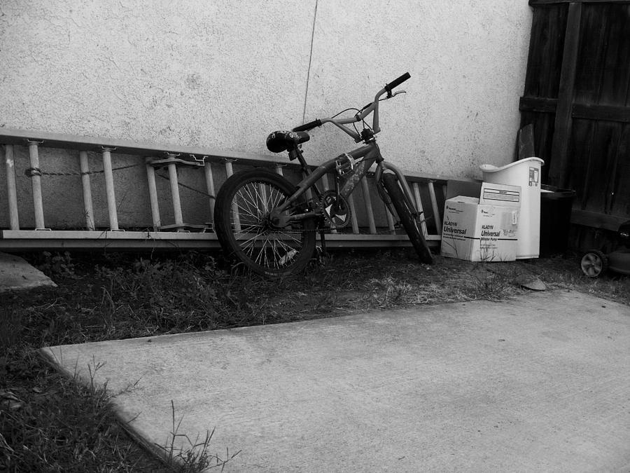 Bike 3 Photograph by Jeremy Hollis