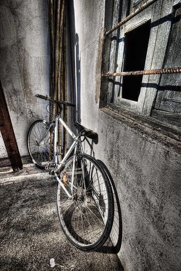 Creative Photograph - Bike Station by Gabriel Calahorra