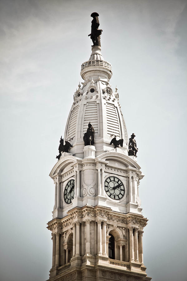 William Penn Photograph - Billy Penn by Stacey Granger