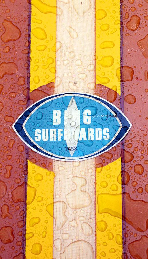 Bing Photograph - Bing Surfboards by Ron Regalado