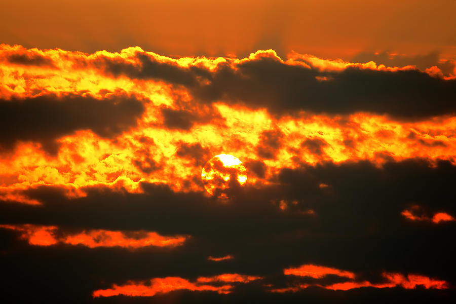 Metro Photograph - Birth Of A Sun by Metro DC Photography