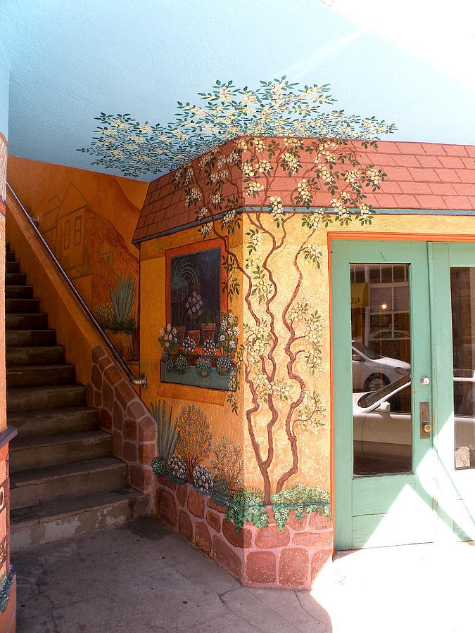 Bisbee Photograph - Bisbee Wall Art by Feva  Fotos
