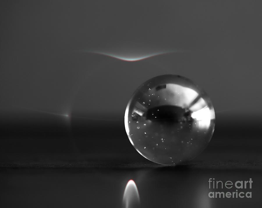 B&w Pyrography - Black And White North Selas by Soultana Koleska