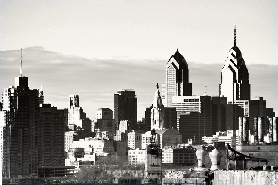 black and white photos of philadelphia