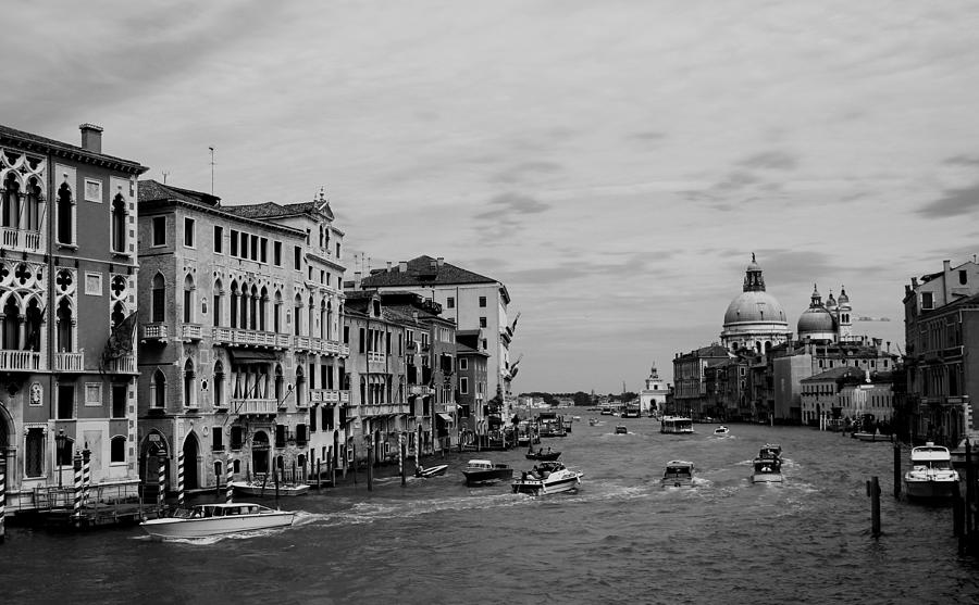 Black And White Images Venice