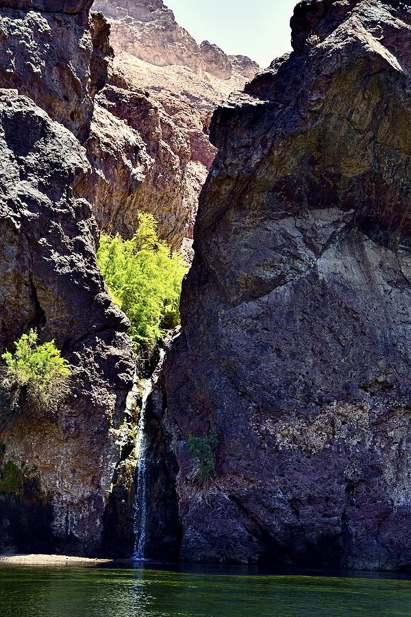 Black Canyon Pyrography - Black Canyon by Andre Salvador