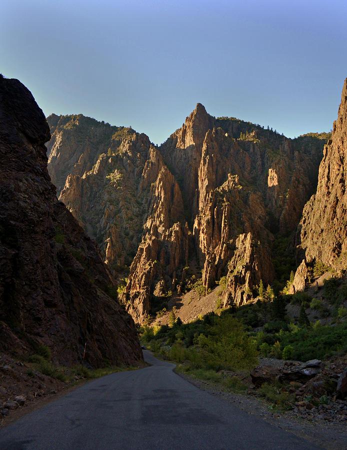 Black Canyon Photograph - Black Canyon  by Marty Koch