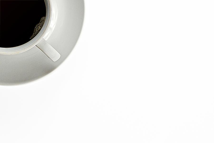 Background Photograph - Black Coffee by Gert Lavsen