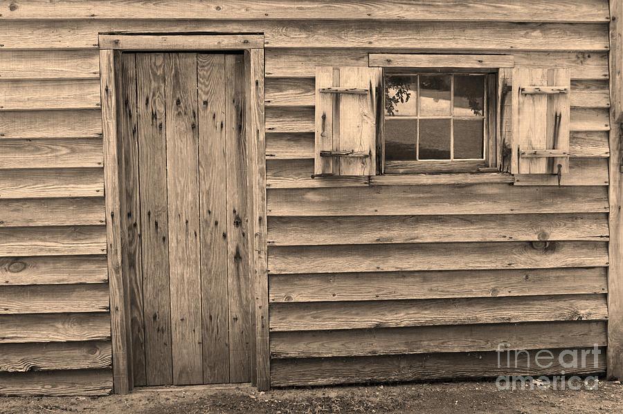 Blacksmith Shop Photograph - Blacksmith Shop by Suzanne Gaff