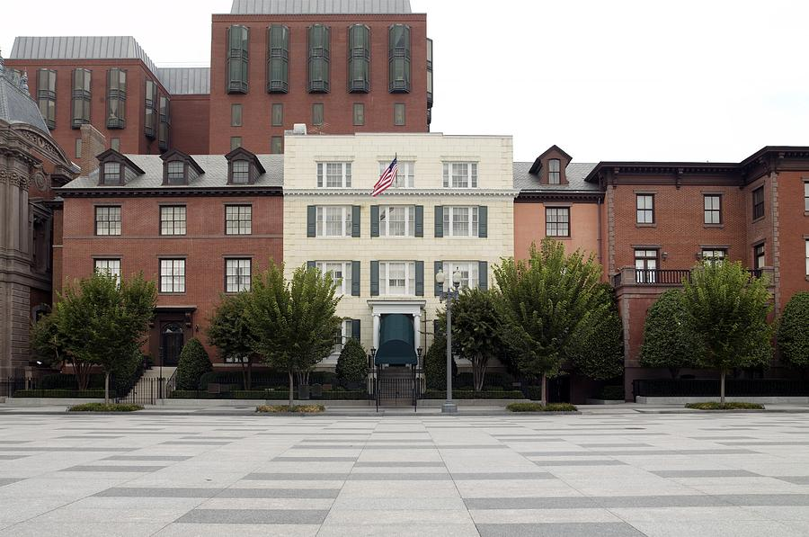 History Photograph - Blair House Is The Official by Everett
