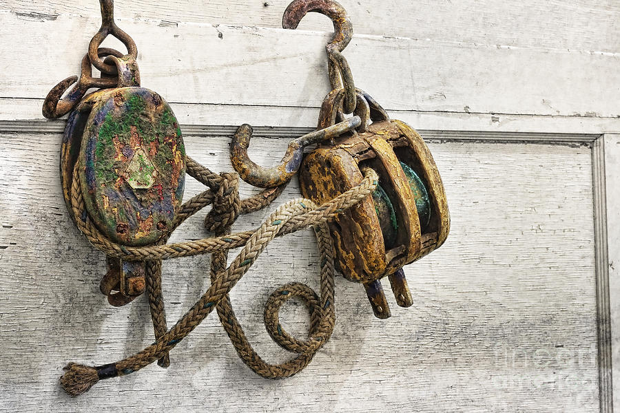 how to build a block and tackle