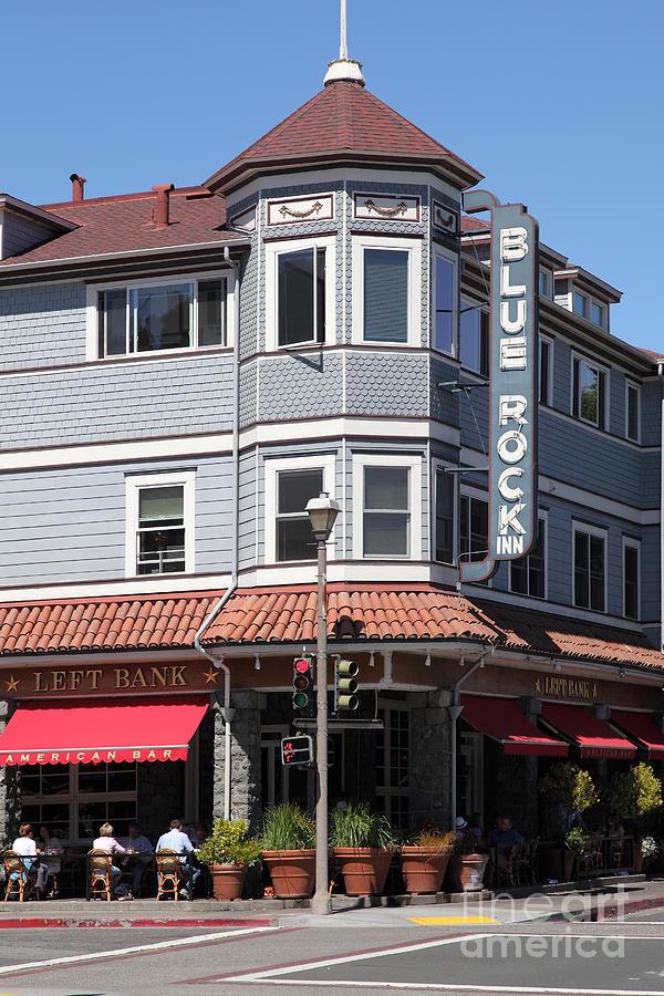 Bay Area Photograph - Blue Rock Inn - Larkspur California - 5d18477 by Wingsdomain Art and Photography