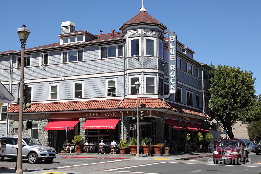Bay Area Photograph - Blue Rock Inn - Larkspur California - 5d18478 by Wingsdomain Art and Photography