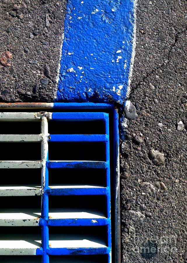 Arizona Photograph - Bluer Sewer Four by Marlene Burns