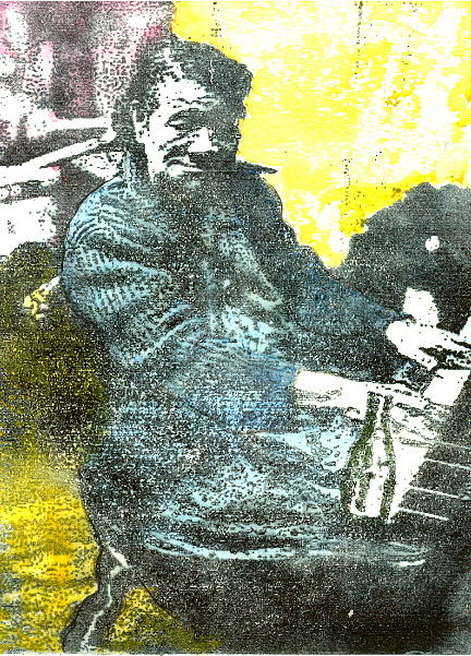 Blues Relief - Blues by John Brisson