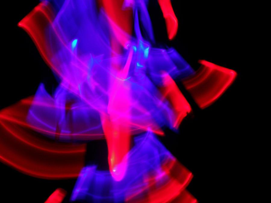 Beastie Boys Photograph - Body Movin 8 by Cyryn Fyrcyd