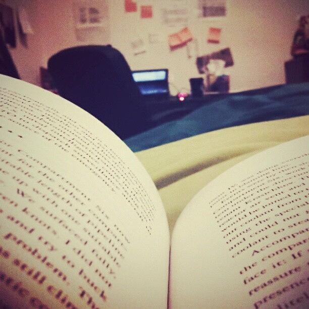 Salford Photograph - #book #reading by Abdelrahman Alawwad