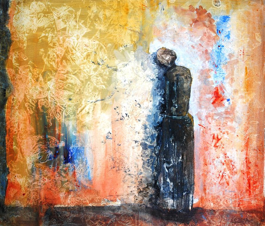 Boredom Painting - Boredom by Mayank Gupta