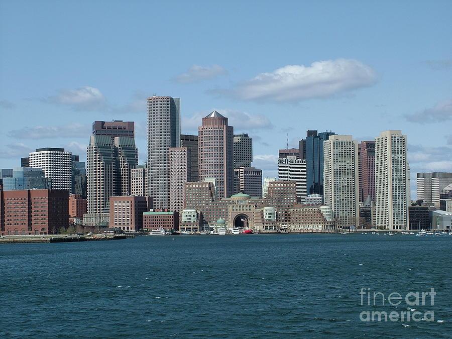 Boston Ma Photograph - Boston by Renata Zau