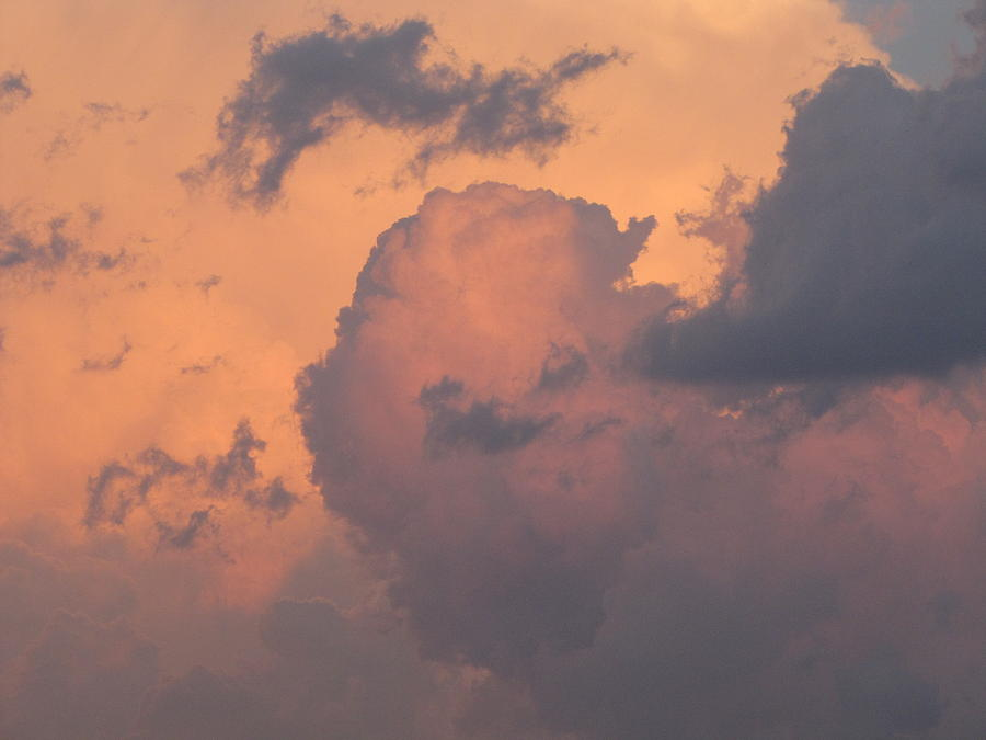 Clouds Photograph - Both Sides Now by Shawn Hughes