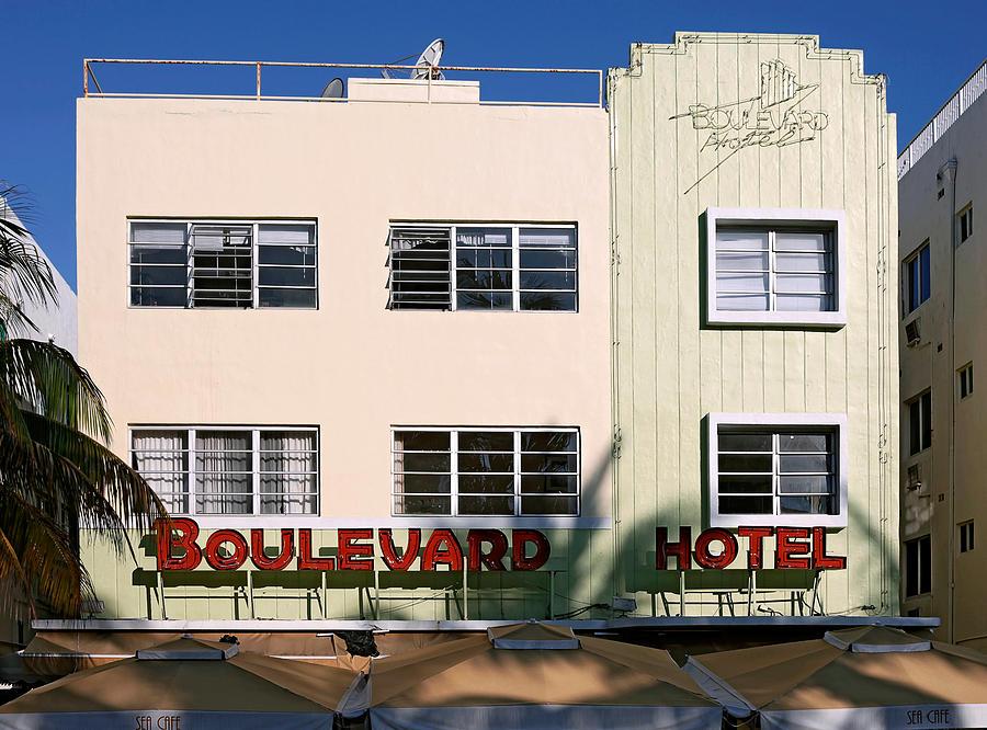 Boulevard Hotel Ocean Drive Hotel Miami Beach Fl