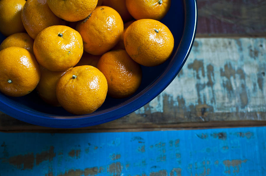 Oranges Photograph - Bounty by Tammy Lee Bradley