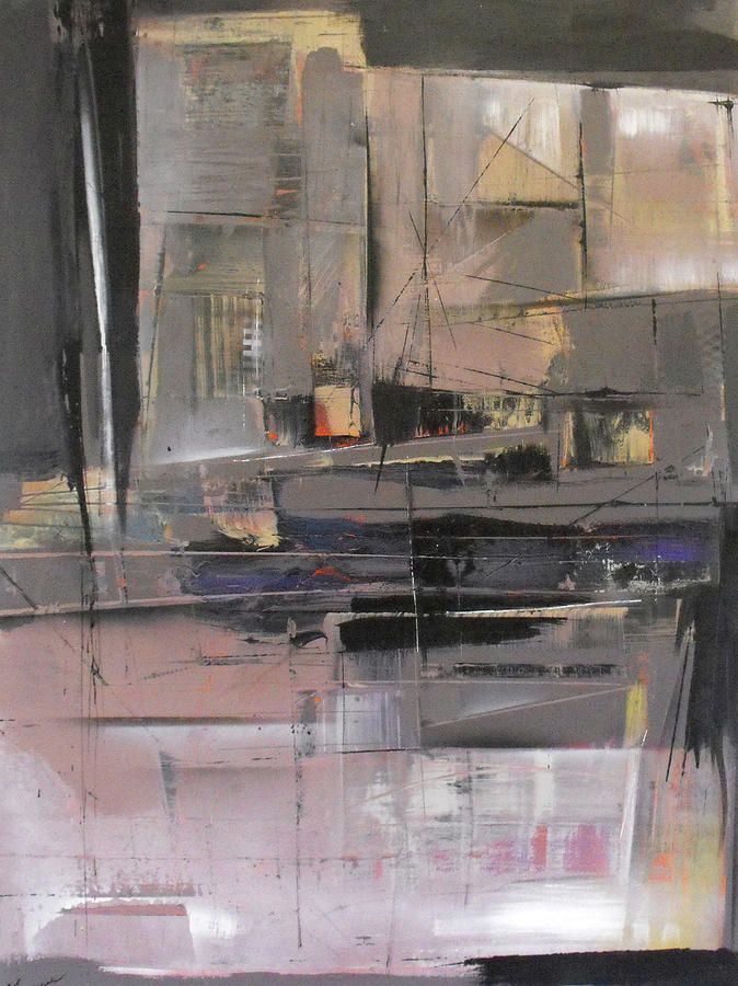 Abstract Painting - BPT by Ralph Levesque