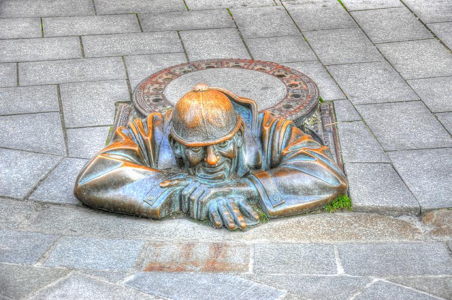 Sweden Digital Art - Bratislava Region Slovakia by Barry R Jones Jr