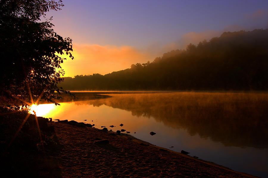 Sunrise Photograph - Break Of Dawn by Susan Camden