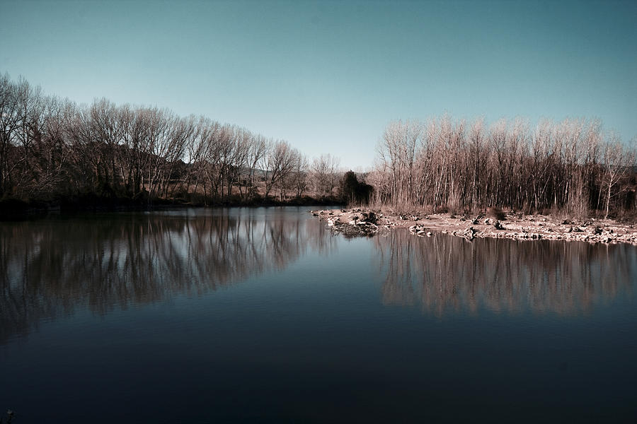 Landscape Photograph - Breath by Gabriel Calahorra