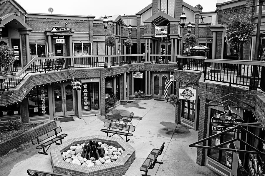 Breckenridge Colorado. Photograph by James Steele