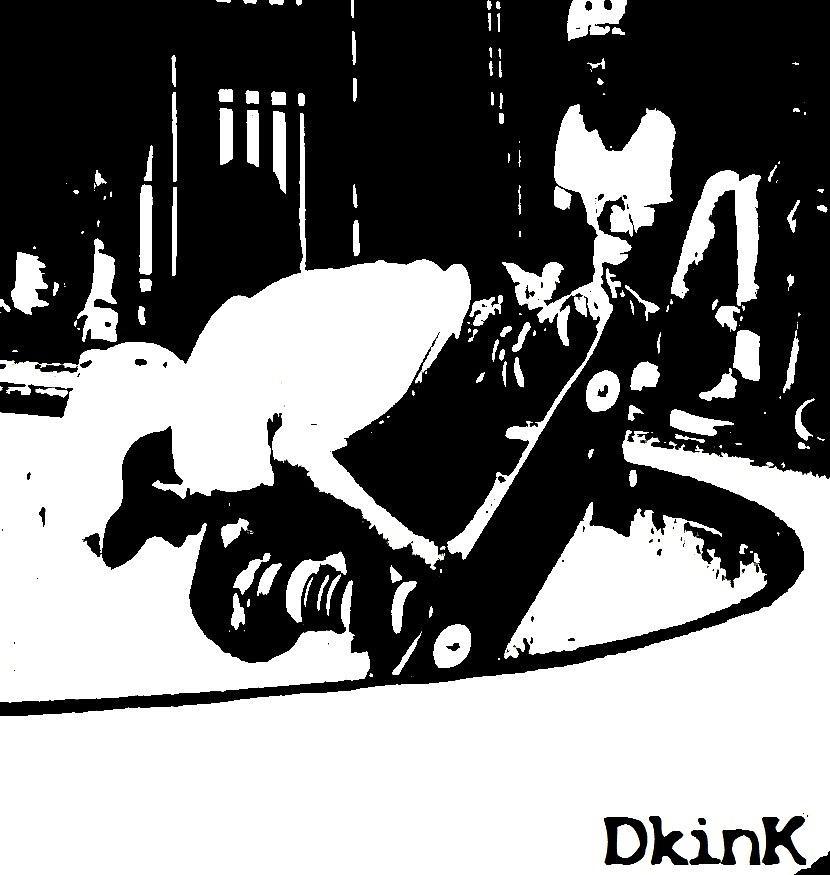 Skateboarding Photograph - Breech Of Concrete by Douglas Kriezel