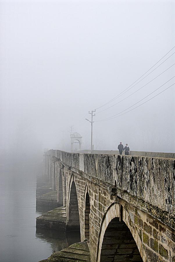 Bridge Photograph - Bridge - 3 by Okan YILMAZ