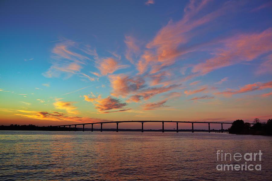 Bridge Photograph - Bridge Over The Patuxent by Susan Isakson