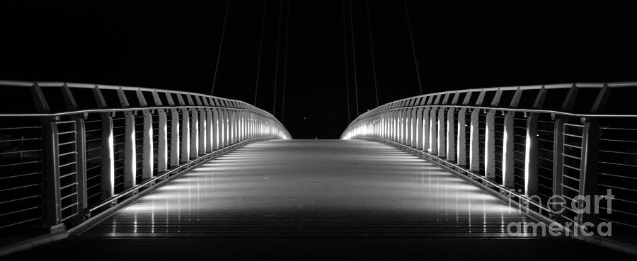 Bridge Photograph - Bridge by Jenny Potter