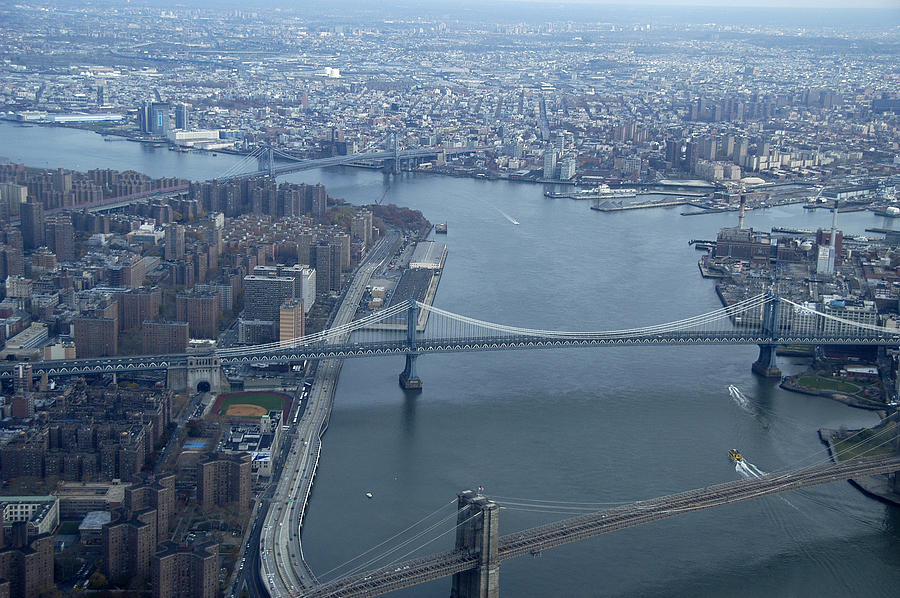 Landscape Photograph - Bridges by Avery Eden