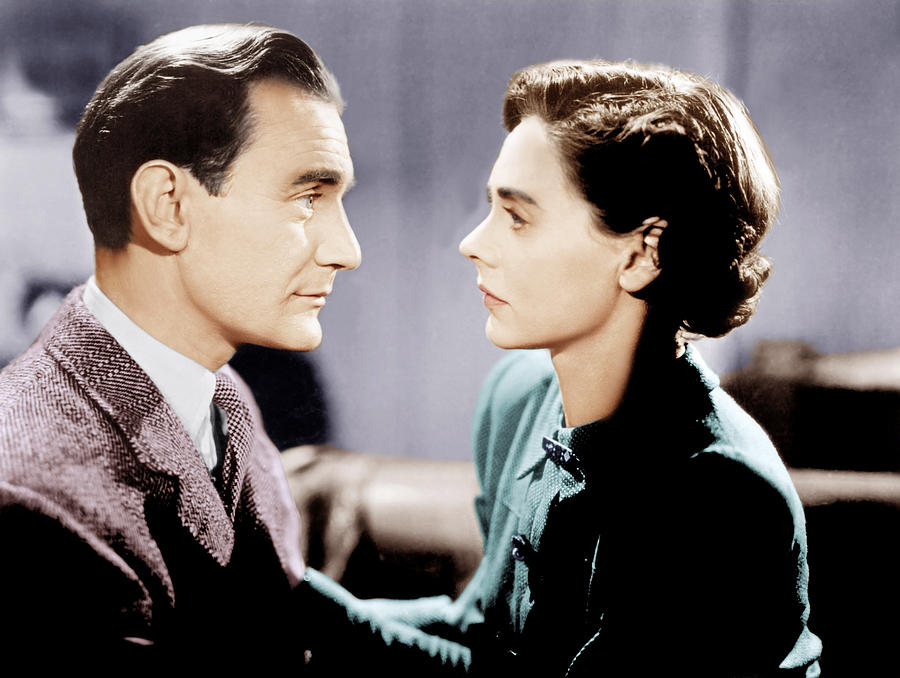 1940s Movies Photograph - Brief Encounter, From Left Trevor by Everett