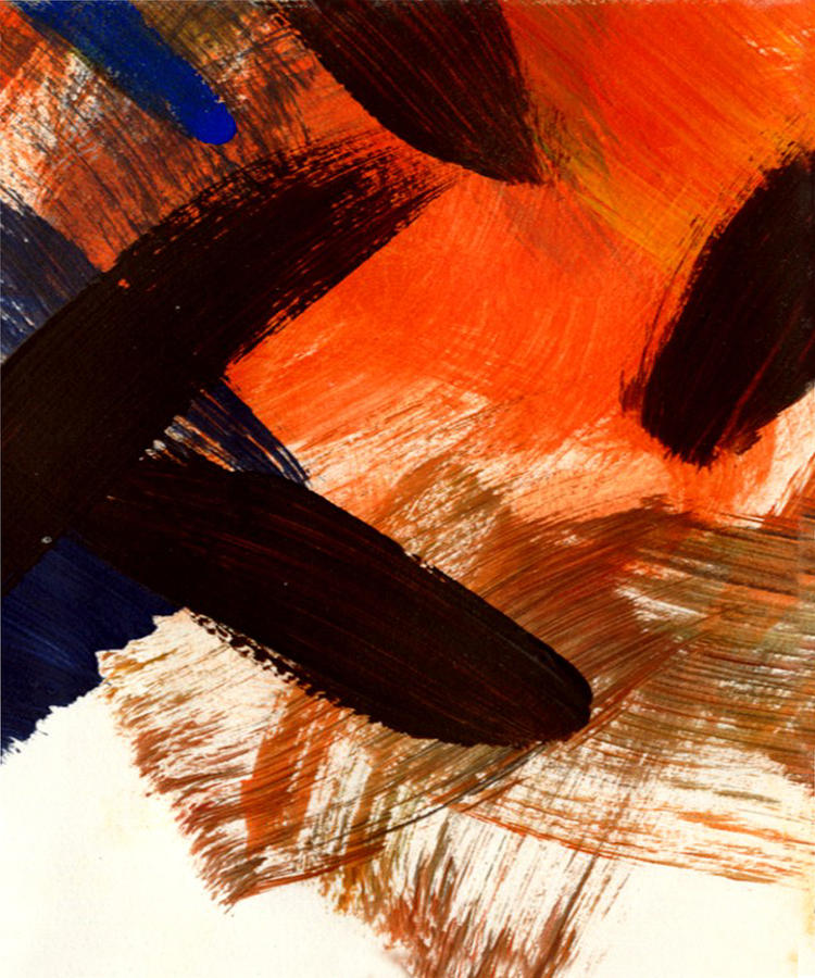 Sailing Painting - Bright Dark Skies by Kimanthi Toure