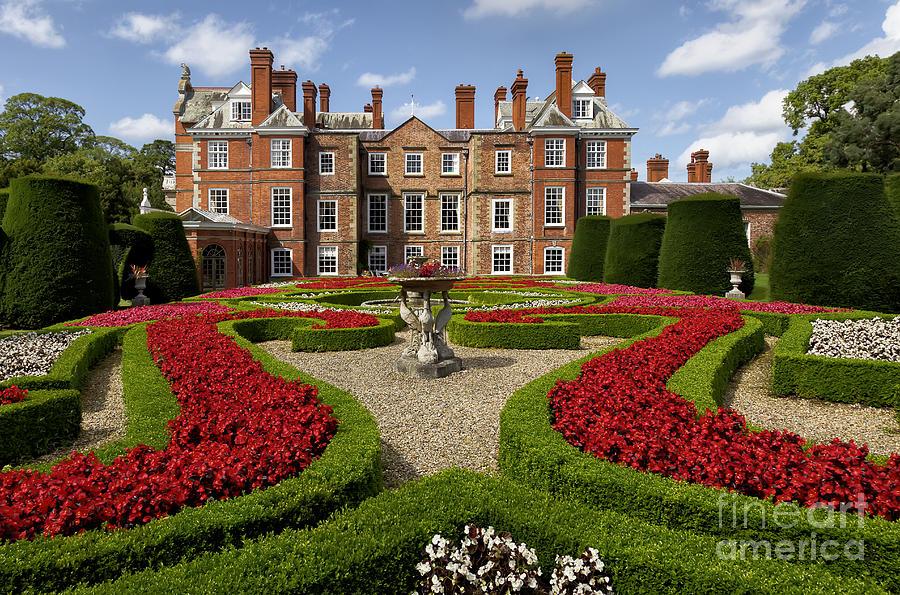 17th Century Photograph - British Garden  by Adrian Evans
