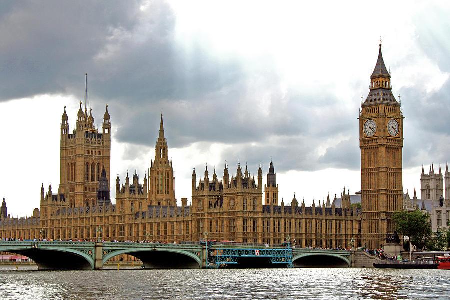 British Landmarks Photograph By La Dolce Vita