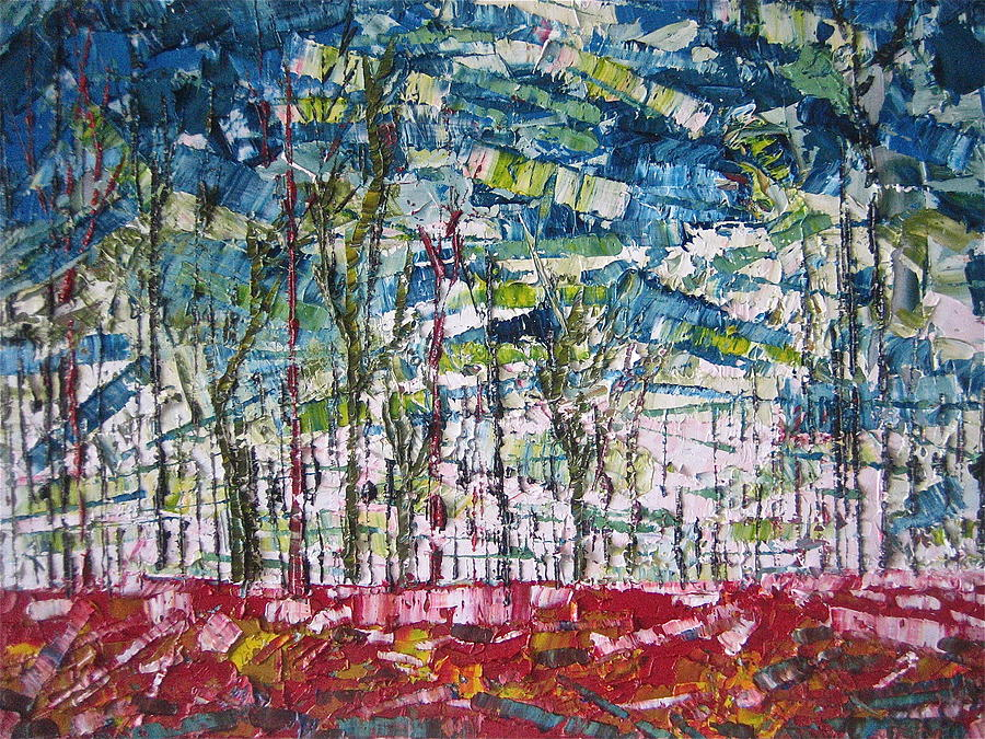 Broken forest no1 painting by adamo tiseo thecheapjerseys Images