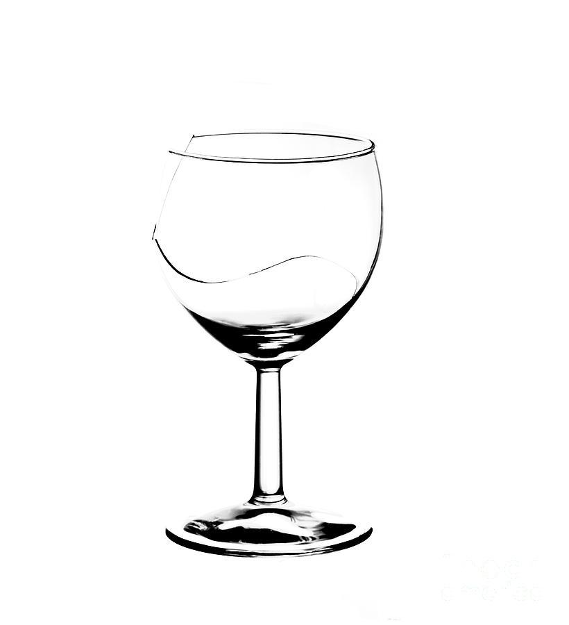 Broken Glass Art Sculpture Glass Artists Texture   Wine ...   Broken Wine Glass Painting