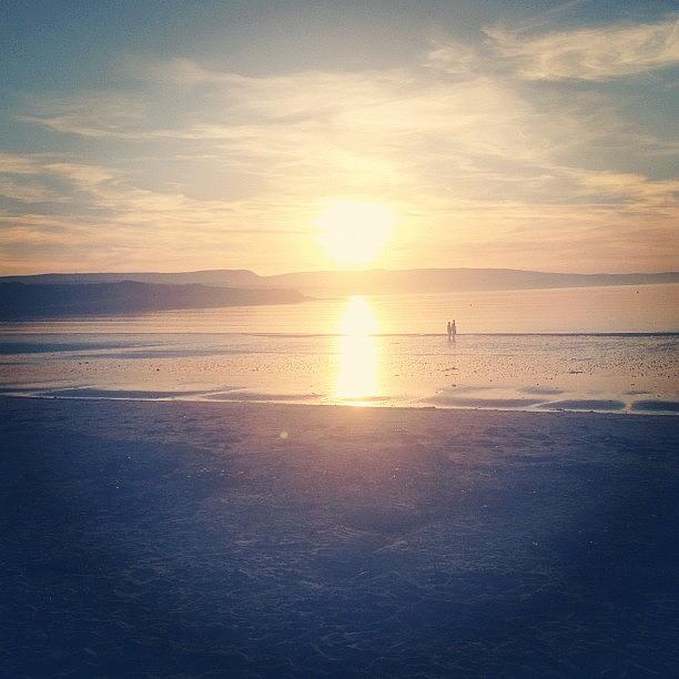 Sunshine Photograph - Brown Bay Hay :) #beach #sunshine by Amy Reid 💜