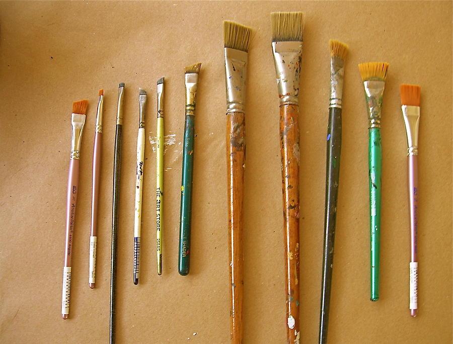 Brushes by Joseph Litzinger
