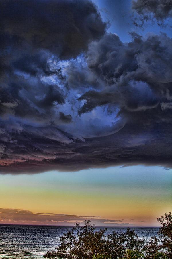 Cloud Photograph - Bubble Cloud by Douglas Barnard
