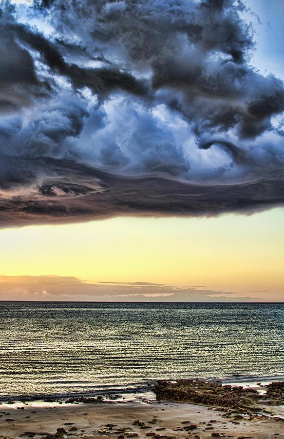 Cloud Photograph - Bubble Cloud V2 by Douglas Barnard