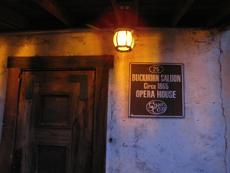 Saloons Photograph - Buckhorn Saloon And Opera House by FeVa  Fotos