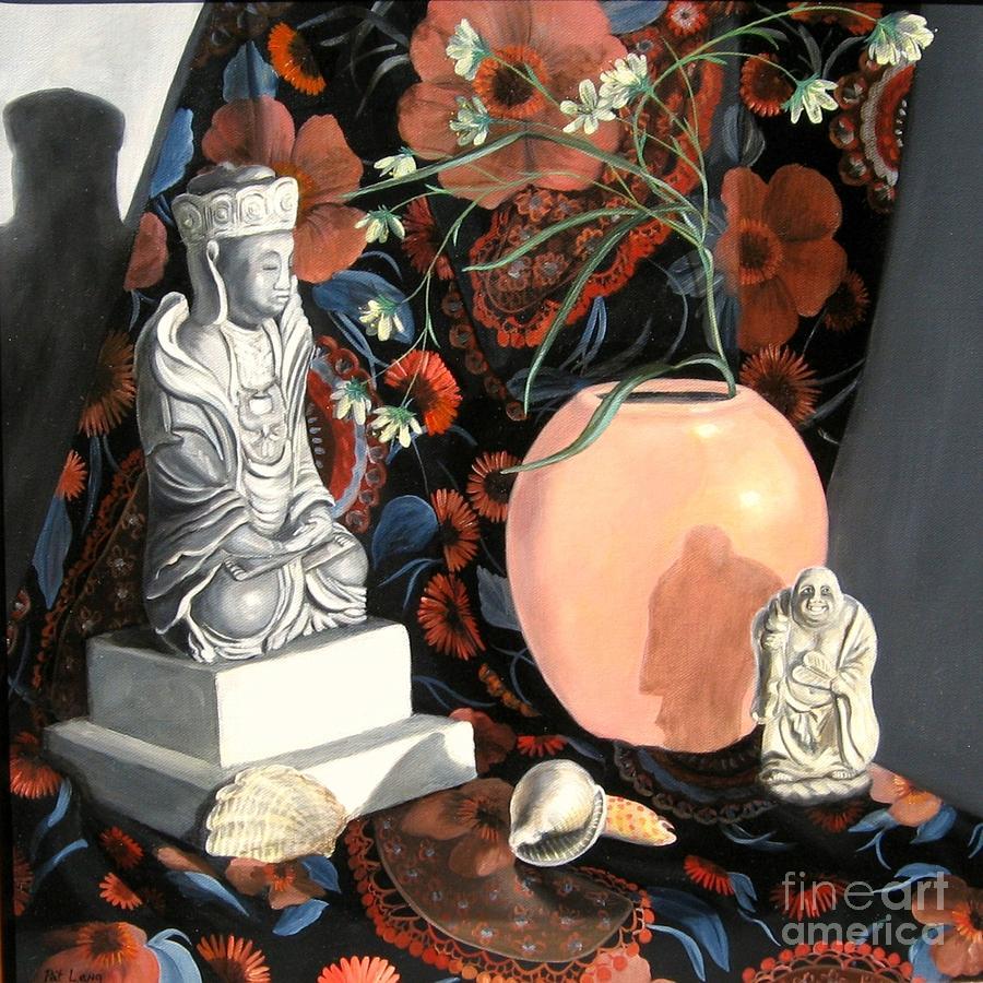 Buddha Painting - Buddha by Patricia Lang
