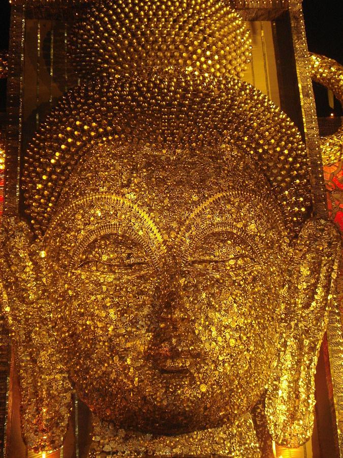 Sculpture Mixed Media - Buddha  by Prasenjit Dhar